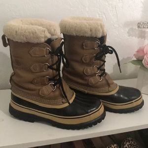 Sorel snow boots for woman
